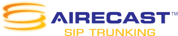 Airecast SIP Trunking
